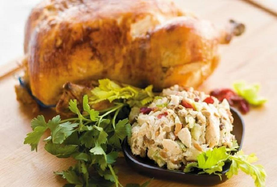 Rotisserie Chicken Salad Base